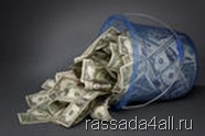 stock-photo-large-blue-transparent-plastic-bucket-filled-with-dollar-bills-on-its-side-money-spilling-out-35557345